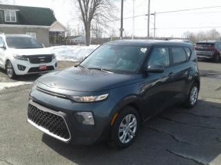 New 2021 Kia Soul LX for sale in Smiths Falls, ON