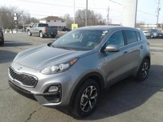 New 2021 Kia Sportage LX for sale in Smiths Falls, ON
