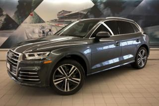 Used 2018 Audi Q5 2.0T Technik + S-Line | Virtual Cockpit | B & O for sale in Whitby, ON