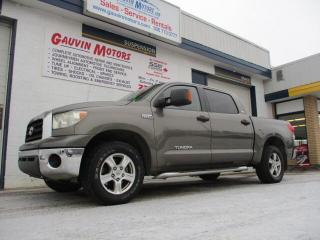 Used 2007 Toyota Tundra SR5 5.7L V8 for sale in Swift Current, SK