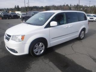 Used 2016 Dodge Grand Caravan Crew for sale in Burnaby, BC