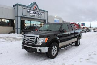 Used 2009 Ford F-150 XLT SuperCab 6.5-ft. Bed 4WD for sale in Calgary, AB