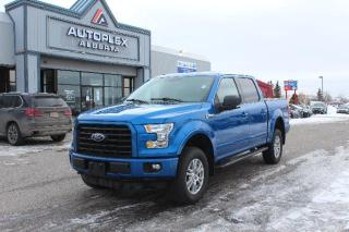 Used 2015 Ford F-150 XLT SuperCrew 5.5-ft. Bed 4WD for sale in Calgary, AB