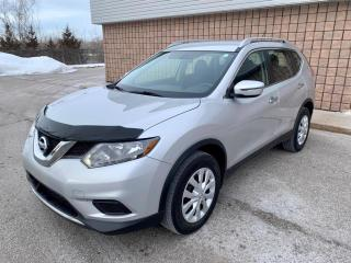 Used 2016 Nissan Rogue S | AWD | BACKUP CAM | BLUETOOTH | for sale in Barrie, ON