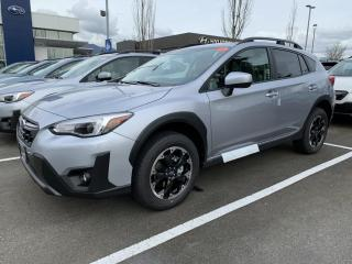 New 2021 Subaru XV Crosstrek Sport for sale in Port Coquitlam, BC