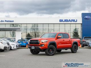 Used 2017 Toyota Tacoma TRD Off Road V6 for sale in Port Coquitlam, BC