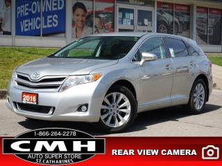 Used 2016 Toyota Venza Base  CAM BLUETOOTH P/SEAT 19-AL for sale in St. Catharines, ON