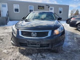 Used 2009 Honda Accord EX-L Sedan for sale in Stittsville, ON