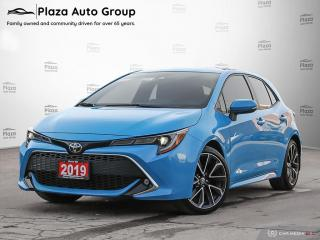 Used 2019 Toyota Corolla Hatchback XSE | LOADED | RARE | LOW KMS for sale in Richmond Hill, ON