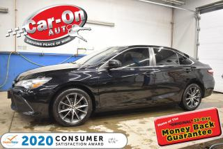 Used 2017 Toyota Camry XSE | LEATHER | NAVIGATION | SUNROOF for sale in Ottawa, ON