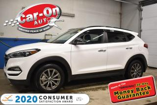 Used 2018 Hyundai Tucson 1.6T AWD Turbo | PANO ROOF | HEATED SEATS & STEERI for sale in Ottawa, ON