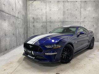 Used 2018 Ford Mustang GT PREMIUM PERFORMANCE PACK BREMBO CUIR GPS  AUTOMATIQUE SIÈGES CHAUFFANTS for sale in St-Nicolas, QC