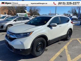 Used 2017 Honda CR-V EX-L  EX-L, SUNROOF, LEATHER, HTD SEATS, ALLOYS AND WINTERS for sale in Ottawa, ON