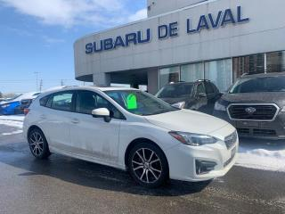 Used 2017 Subaru Impreza Sport Eyesight for sale in Laval, QC