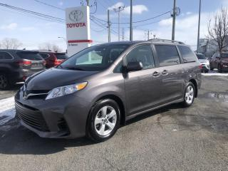 Used 2020 Toyota Sienna LE 8-Passenger FWD, COMME NEUF! (3037 KM) for sale in St-Hubert, QC
