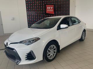 Used 2018 Toyota Corolla Se Sièges chauffants tissu et cuir for sale in Terrebonne, QC