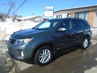 Used 2014 Kia Sorento for sale in Ancienne Lorette, QC