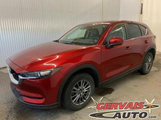 Used 2018 Mazda CX-5 GS Confort AWD Cuir/Tissus Toit Ouvrant Mags *Groupe Confort* for sale in Trois-Rivières, QC