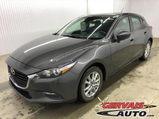 Used 2017 Mazda MAZDA3 GS Sport GPS Toit Ouvrant Caméra Mags for sale in Trois-Rivières, QC