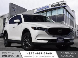 Used 2020 Mazda CX-5 0%FINANACE|GS|NO FREIGHT & PD FEES|CLEAN CARFAX for sale in Scarborough, ON