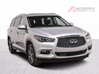 Used 2016 Infiniti QX60 PREMIUM AWD CUIR TOIT MAGS GPS for sale in St-Hubert, QC