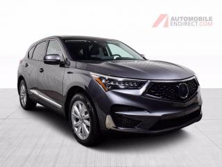 Used 2019 Acura RDX SH-AWD CUIR TOIT PANO NAV MAGS for sale in St-Hubert, QC