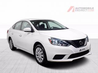 Used 2017 Nissan Sentra S A/c Bluetooth for sale in St-Hubert, QC
