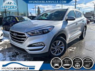 Used 2017 Hyundai Tucson PREMIUM AWD CAMÉRA DE RECUL, BLUETOOTH, for sale in Blainville, QC