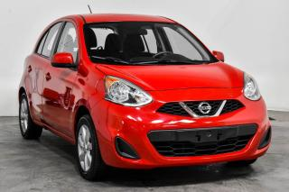 Used 2015 Nissan Micra SV A/C MAGS BLUETOOTH CAMERA DE RECUL for sale in St-Hubert, QC