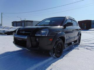 Used 2008 Hyundai Tucson *****TRACTION INTÉGRAL******GL********V6 for sale in St-Eustache, QC