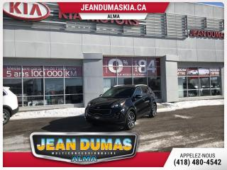 Used 2017 Kia Sportage EX 4 portes TI (fin de série) *Disponibi for sale in Alma, QC