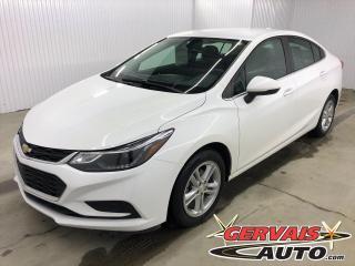 Used 2017 Chevrolet Cruze LT MAGS BLUETOOTH CAMÉRA *Bas Kilométrage* for sale in Shawinigan, QC