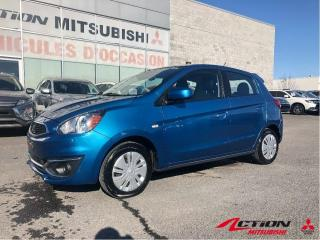 Used 2019 Mitsubishi Mirage ES PLUS+A/C+APPLE CARPLAY+AUTOMATIQUE+CAMÉRA DE RE for sale in St-Hubert, QC