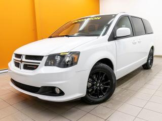 Used 2020 Dodge Grand Caravan GT STOW N GO CUIR NAV PORTES COULISS ÉLECT *DVD* for sale in St-Jérôme, QC