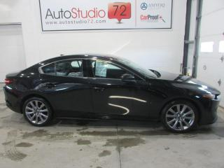 Used 2019 Mazda MAZDA3 TOIT**CUIR**NAVI**CAMERA RECUL for sale in Mirabel, QC