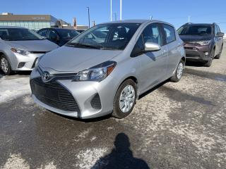 Used 2017 Toyota Yaris * LE * GR ELECT * A/C * BLUETOOTH * 21 500 KMS * for sale in Mirabel, QC