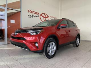 Used 2017 Toyota RAV4 * AWD *  XLE * TOIT OUVRANT * MAGS * 61 500 KMS * for sale in Mirabel, QC