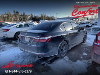 Used 2017 Honda Accord 4 portes, I4, boîte manuelle Sport for sale in Chicoutimi, QC
