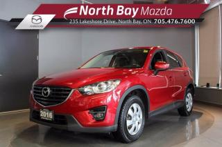 Used 2016 Mazda CX-5 GS Comfort AWD - Nav - Sunroof - Heated Seats for sale in North Bay, ON