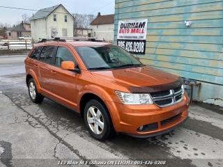 Used 2011 Dodge Journey SXT for sale in Whitby, ON