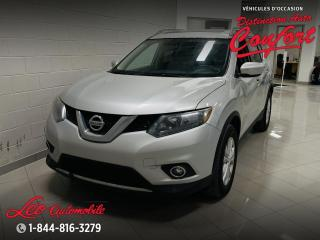 Used 2015 Nissan Rogue SV Traction intégrale, 4 portes for sale in Chicoutimi, QC