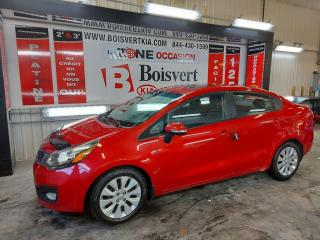 Used 2012 Kia Rio RIO EX TOIT AUTOMATIQUE A/C MAG DÉMARREUR DISTANCE for sale in Blainville, QC