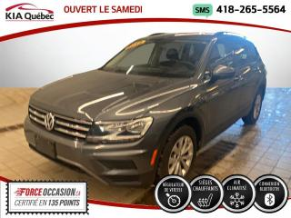 Used 2019 Volkswagen Tiguan TRENDLINE* 4MOTION* MAGS *SIEGES CHAUFFA for sale in Québec, QC