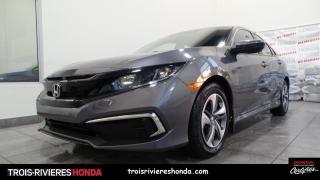 Used 2019 Honda Civic LX + MANUELLE + GARANTIE 7/160 ! for sale in Trois-Rivières, QC