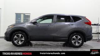 Used 2017 Honda CR-V LX + AWD + TURBO + HONDA SENSING ! for sale in Trois-Rivières, QC