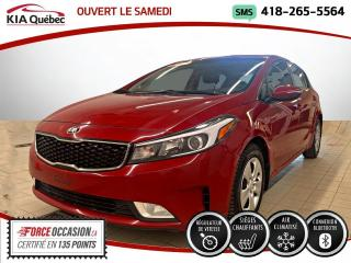 Used 2017 Kia Forte5 LX+* AT* CAMERA* A/C* SIEGES CHAUFFANTS* for sale in Québec, QC