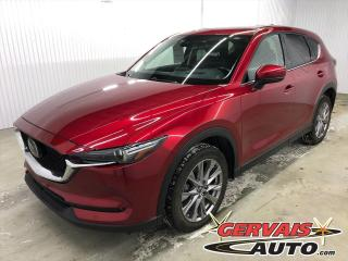 Used 2019 Mazda CX-5 GT AWD GPS Cuir Toit Ouvrant Mags *Traction intégrale* for sale in Shawinigan, QC
