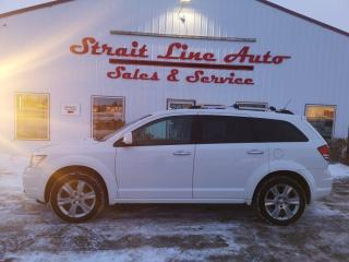 Used 2010 Dodge Journey R/T for sale in North Battleford, SK