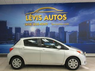 Used 2012 Toyota Yaris LE AUTOMATIQUE AIR CLIMATISE 111 900KM C for sale in Lévis, QC