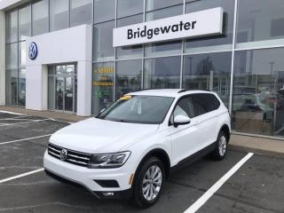 Used 2018 Volkswagen Tiguan Trendline for sale in Hebbville, NS